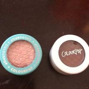 Colorpop eyeshadows